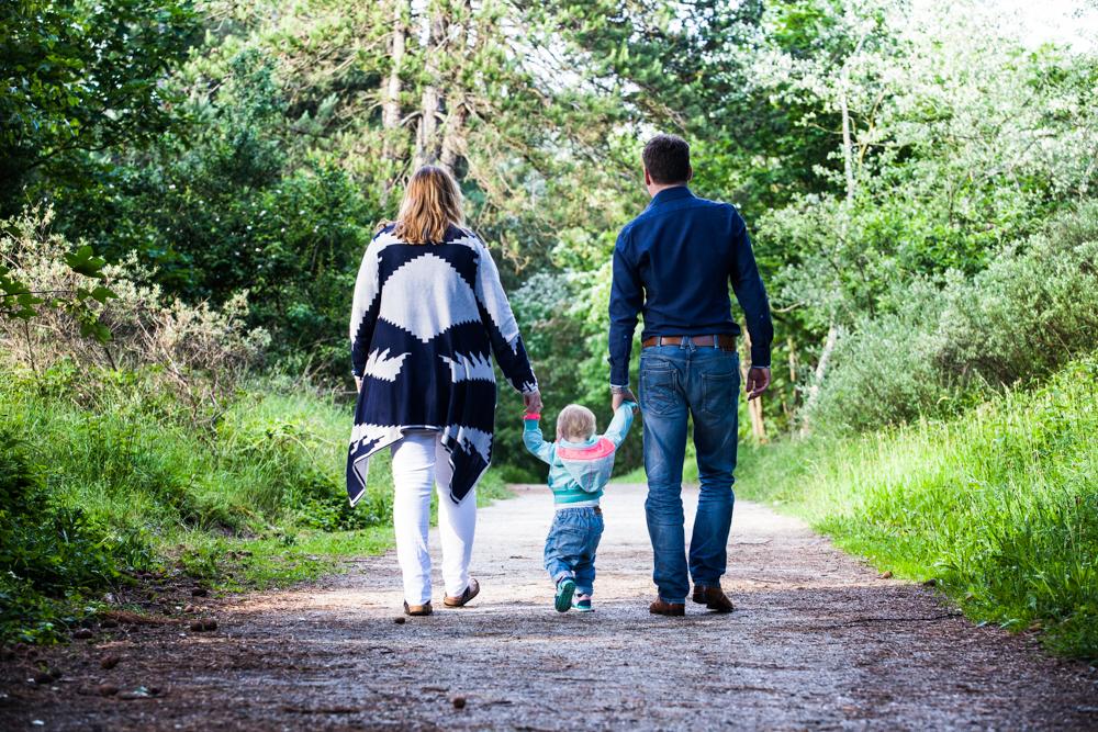 Familie fotoshoot Noordwijk