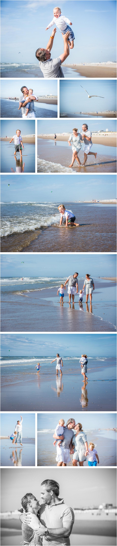 Speelse fotoshoot Noordwijk strand
