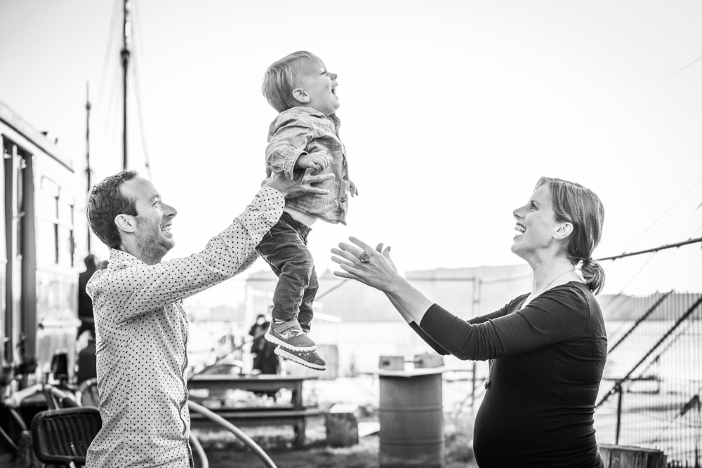 zwangerschapsfotografie NDSM werf-30
