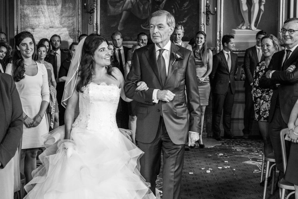 bruidsreportage Voorschoten kasteel Duivenvoorde en Allemansgeest-10