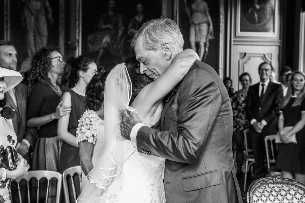bruidsreportage Voorschoten kasteel Duivenvoorde en Allemansgeest-11