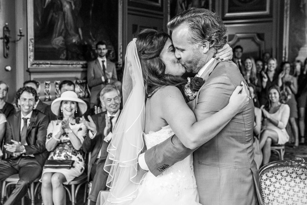 bruidsreportage Voorschoten kasteel Duivenvoorde en Allemansgeest-21