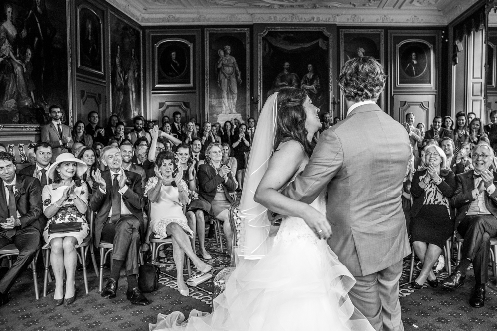 bruidsreportage Voorschoten kasteel Duivenvoorde en Allemansgeest-22