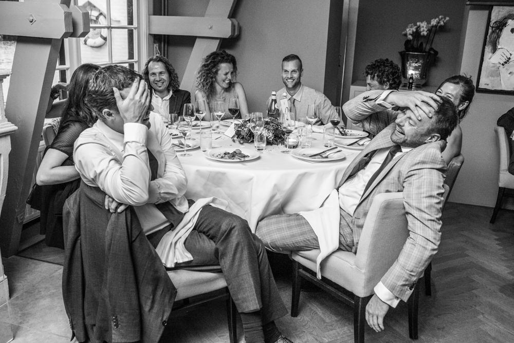 bruidsreportage Voorschoten kasteel Duivenvoorde en Allemansgeest-63