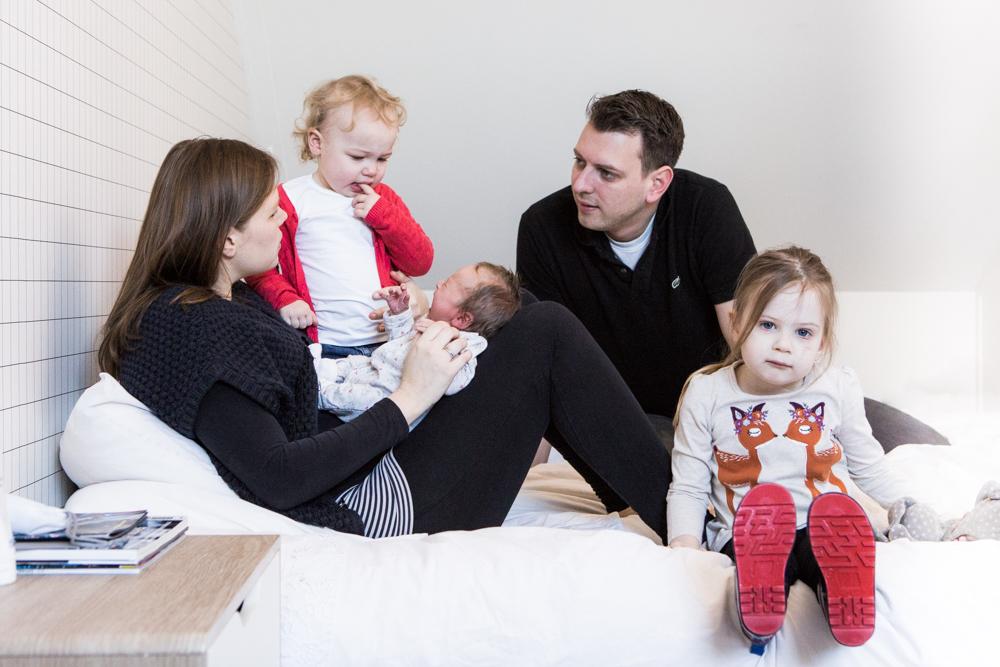 newborn fotoshoot Rijswijk-1